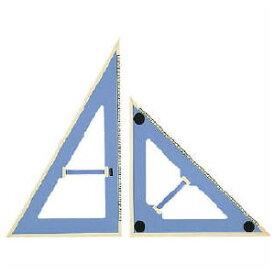 大三角定規 木製SW-6CM 【ウチダ】us8-616-6010