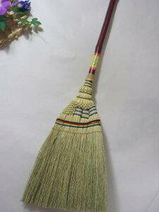 手編み座敷ほうき竹 5本セット