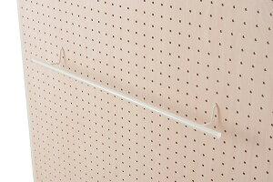 有孔ボード用 ハンガー 【送料無料】 タオル掛け 有孔ボードフック パンチングボード フック 金具 ひっかけ 止め具 突っ張り パーテーション 間仕切り