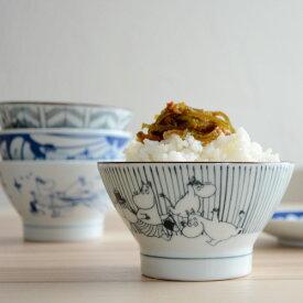 amabro アマブロ ×ムーミン SOMETSUKE CHAWAN 染付 茶碗 波佐見焼