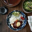 amabro アマブロ ランチプレート DAYS OF KURAWANKA 4カラー 波佐見焼 仕切り 陶器【アマブロ 皿 洋食器 ランチプレー…
