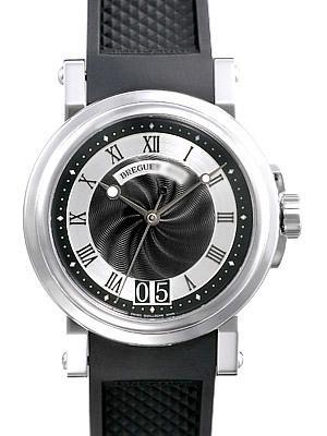 ブレゲ マリーンラージデイト 5817ST/92/5V8【新品】【メンズ】【腕時計】【送料・代引手数料無料】