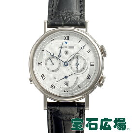 ブレゲ BREGUET グランドコンプリケーション GMTアラーム 5707BB/12/9V6【中古】メンズ 腕時計 送料・代引手数料無料