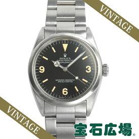 ロレックス ROLEX エクスプローラー 1016【中古】メンズ 腕時計 送料・代引手数料無料