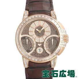 ハリー ウィンストン HARRY WINSTON オーシャン スパークリング バイレトログラード オートマティック42 世界限定20本 OCEABI42RR003【新品】メンズ 腕時計 送料無料
