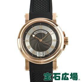 ブレゲ BREGUET マリーン ラージデイト 5817BR/Z2/5V8【中古】メンズ 腕時計 送料・代引手数料無料