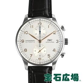 IWC (アイ・ダブリュー・シー) ポルトギーゼクロノ IW371604【新品】メンズ 腕時計 送料無料