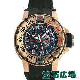 リシャール・ミル RICHARD MILLE オートマティック ダイバーズ スケルトン RM028【中古】メンズ 腕時計 送料無料