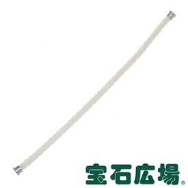 フレッド FRED フォース10 ホワイト テキスタイル ケーブル (LM) 6B0160【新品】 ジュエリー 送料無料