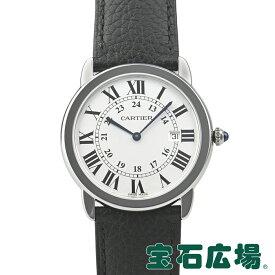 カルティエ Cartier ロンド ソロ ドゥ カルティエ 36mm WSRN0029【新品】メンズ 腕時計 送料無料