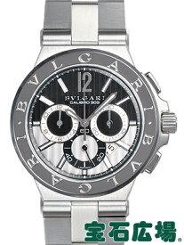 ブルガリ ディアゴノカリブロ 303 DG42BSSDCH【新品】 メンズ 腕時計 送料無料