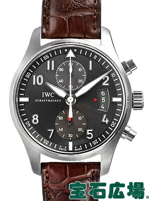 IWC パイロットウォッチクロノ スピットファイア IW387802【新品】 メンズ 腕時計 送料・代引手数料無料