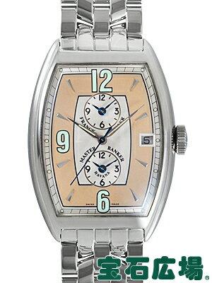 フランク・ミュラー マスターバンカー ハバナ 6850MBHV【中古】 メンズ 腕時計 送料・代引手数料無料