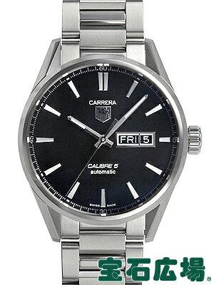 タグ・ホイヤー カレラキャリバー5 デイデイト WAR201A.BA0723【新品】 メンズ 腕時計 送料・代引手数料無料