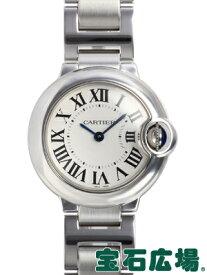 カルティエ バロンブルー 28mm W69010Z4【新品】 レディース 腕時計 送料・代引手数料無料