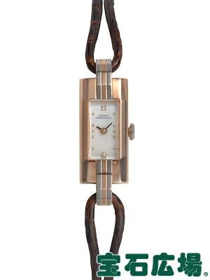 ジラール・ペルゴ ヴィンテージレディバゲット 25600.0.67.721【中古】 レディース 腕時計 送料・代引手数料無料