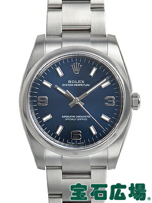 ロレックス ROLEX オイスターパーペチュアル 114200【新品】 メンズ 腕時計 送料・代引手数料無料