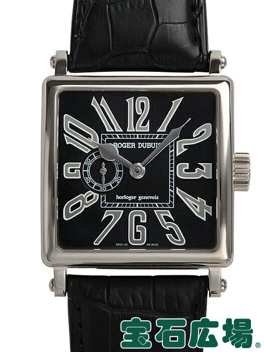 ロジェ・デュブイ ゴールデンスクエア G34 98 0【中古】 メンズ 腕時計 送料・代引手数料無料