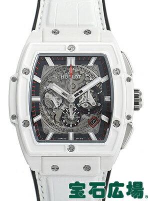ウブロ スピリット オブ ビッグバン ホワイトセラミック 601.HX.0173.LR【新品】 メンズ 腕時計 送料・代引手数料無料