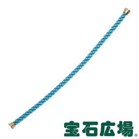 フレッド フォース10 ターコイズブルー テキスタイル ケーブル(LM) 16 6B0198【新品】 ジュエリー 送料・代引手数料無料