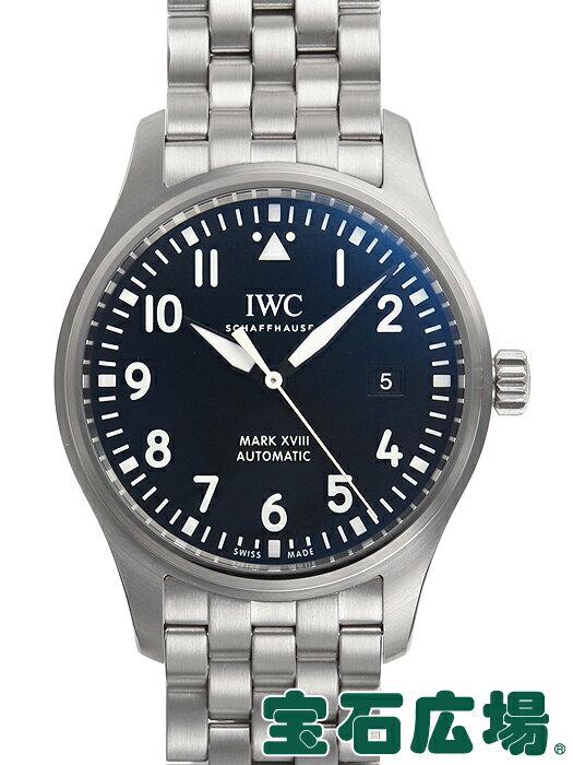 IWC パイロットウォッチ マーク18 IW327011【新品】 メンズ 腕時計 送料・代引手数料無料