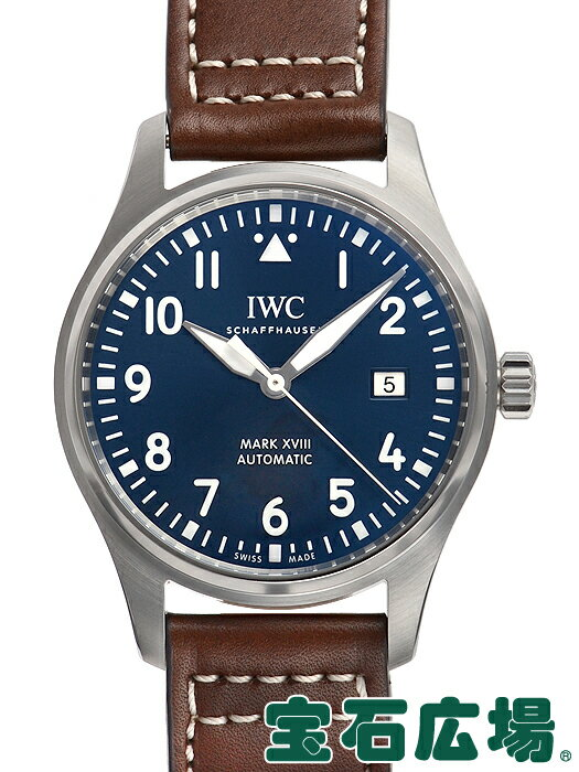 IWC パイロットウォッチ マーク18 プティプランス IW327004【新品】【メンズ】【腕時計】【送料・代引手数料無料】