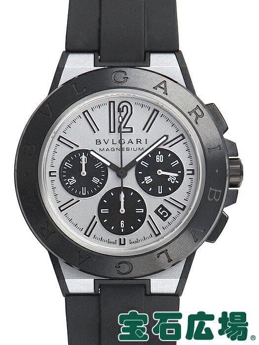 ブルガリ ディアゴノ マグネシウム クロノグラフ DG42WSMCVDCH【新品】 メンズ 腕時計 送料・代引手数料無料