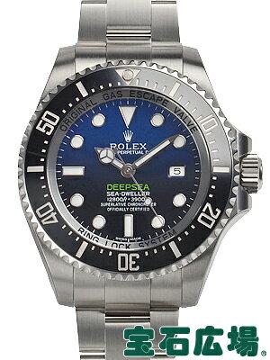 ロレックス ROLEX オイスターパーペチュアル シードゥエラーディープシーDブルー 116660 【新品】 メンズ 腕時計 送料・代引手数料無料