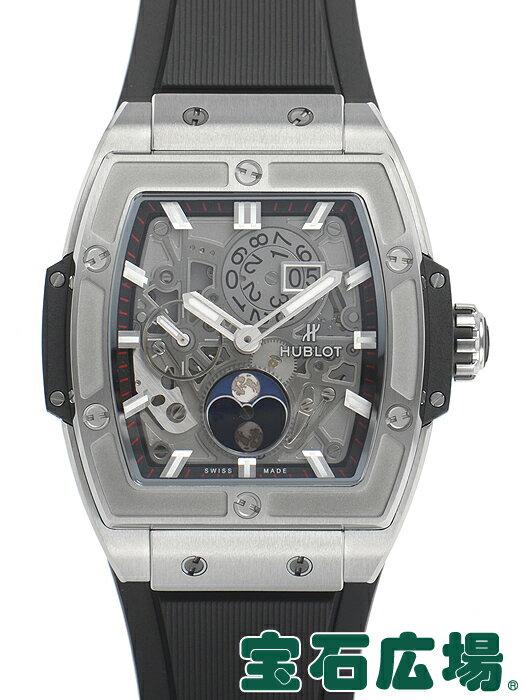 ウブロ スピリット オブ ビッグバン ムーンフェイズ チタニウム 647.NX.1137.RX【新品】【メンズ】【腕時計】【送料・代引手数料無料】
