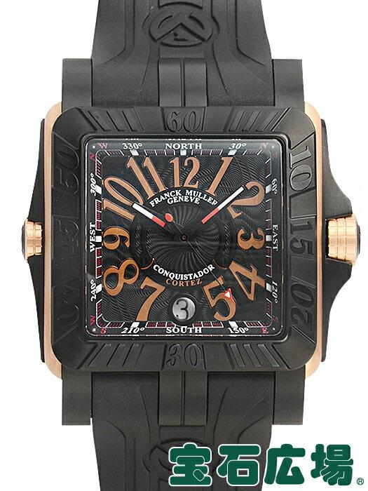 フランク・ミュラー コンキスタドールコルテス グランプリ 10800SCDT GPG【中古】 メンズ 腕時計 送料・代引手数料無料