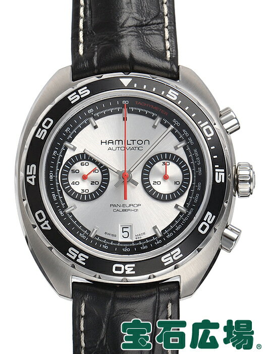 ハミルトン パンユーロ H35756755【新品】【メンズ】【腕時計】【送料・代引手数料無料】