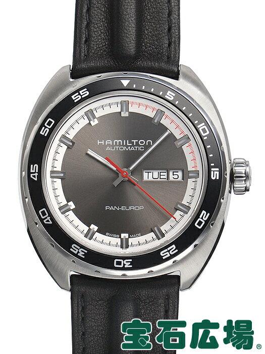 ハミルトン パンユーロ H35415981【新品】【メンズ】【腕時計】【送料・代引手数料無料】