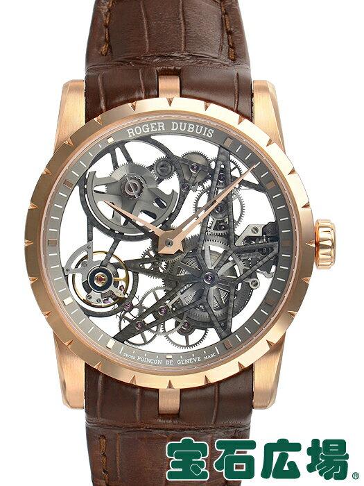 ロジェ・デュブイ エクスカリバー オートマティックスケルトン42 RDDBEX0422【新品】【メンズ】【腕時計】【送料・代引手数料無料】