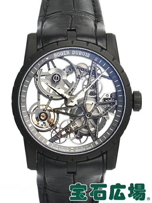 ロジェ・デュブイ エクスカリバー オートマティックスケルトン42 RDDBEX0473【新品】 メンズ 腕時計 送料・代引手数料無料