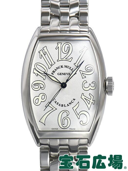 フランク・ミュラー トノウカーベックス カサブランカ 5850CASA【中古】【メンズ】【腕時計】【送料・代引手数料無料】