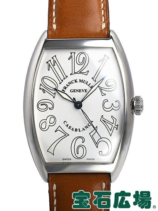 フランク・ミュラー トノウカーベックス カサブランカ 6850CASA【中古】【メンズ】【腕時計】【送料・代引手数料無料】