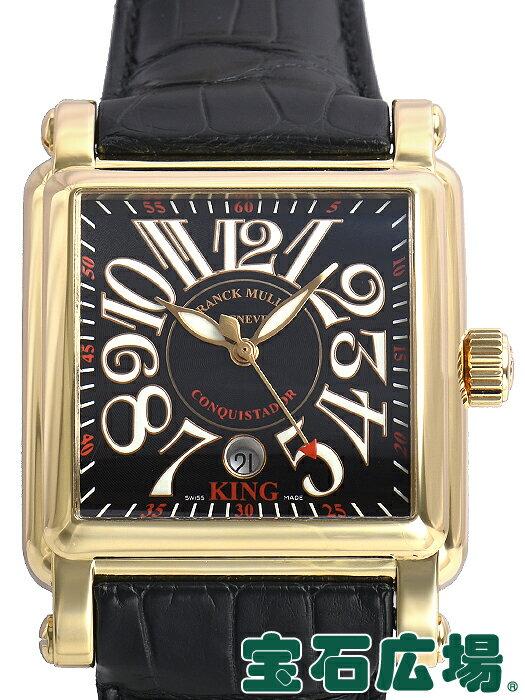フランク・ミュラー コンキスタドール コルテス キング 10000KSC【中古】 メンズ 腕時計 送料・代引手数料無料