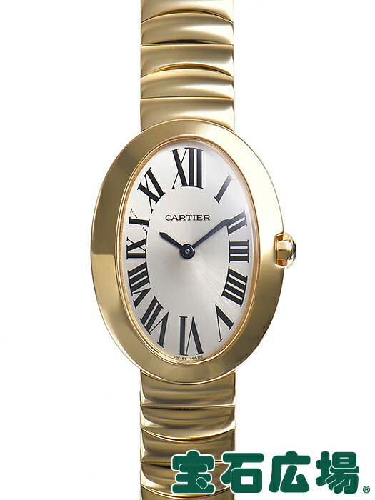 カルティエ ベニュワール SM W8000008【中古】 レディース 腕時計 送料・代引手数料無料