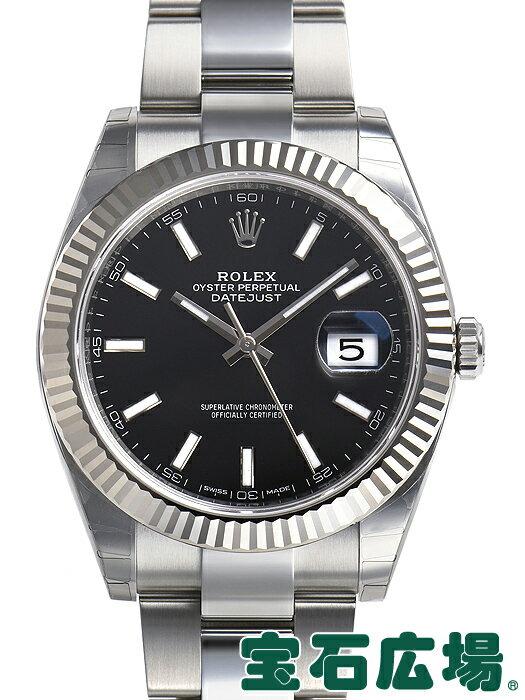 ロレックス ROLEX デイトジャスト41 126334【新品】 メンズ 腕時計 送料・代引手数料無料