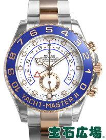 ロレックス ROLEX ヨットマスターII 116681【新品】 メンズ 腕時計 送料無料