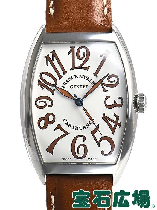 フランク・ミュラー トノウカーベックス カサブランカ サハラ 6850SAHA【中古】【メンズ】【腕時計】【送料・代引手数料無料】