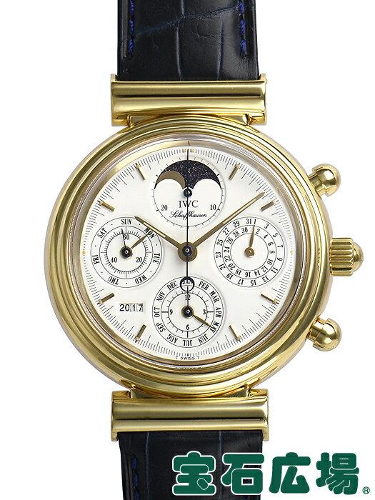 IWC ダヴィンチ パーペチュアルカレンダー クロノグラフ 3750【中古】 メンズ 腕時計 送料・代引手数料無料