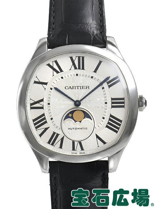 カルティエ ドライブ ドゥ カルティエ ムーンフェイズ WSNM0008【新品】【メンズ】【腕時計】【送料・代引手数料無料】
