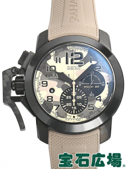 グラハム クロノファイター オーバーサイズ ブラックアロー 2CCAU.E03A.K93N【新品】 メンズ 腕時計 送料・代引手数料無料