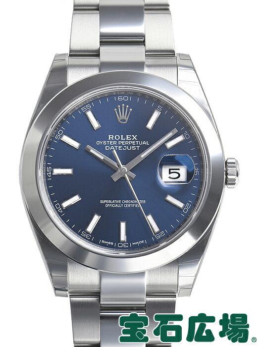 ロレックス デイトジャスト41 126300【新品】【メンズ】【腕時計】【送料・代引手数料無料】