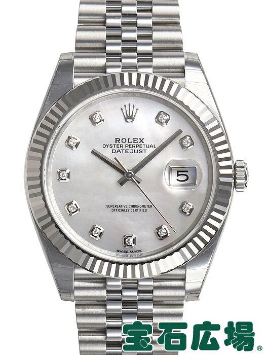 ロレックス ROLEX デイトジャスト41 126334NG【新品】 メンズ 腕時計 送料・代引手数料無料