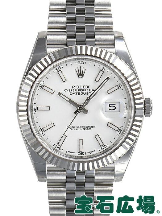 ロレックス デイトジャスト41 126334【新品】【メンズ】【腕時計】【送料・代引手数料無料】