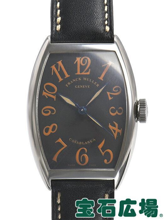 フランク・ミュラー トノウカーベックス カサブランカ サハラ 5850SAHA【中古】【メンズ】【腕時計】【送料・代引手数料無料】