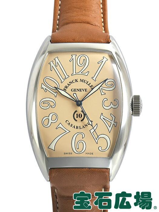 フランク・ミュラー トノウカーベックス カサブランカ 10周年記念 8880CASA【中古】【メンズ】【腕時計】【送料・代引手数料無料】