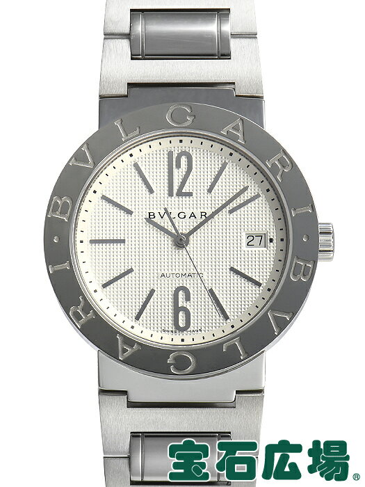 ブルガリ ブルガリブルガリ BB38WSSD/N【中古】【メンズ】【腕時計】【送料・代引手数料無料】
